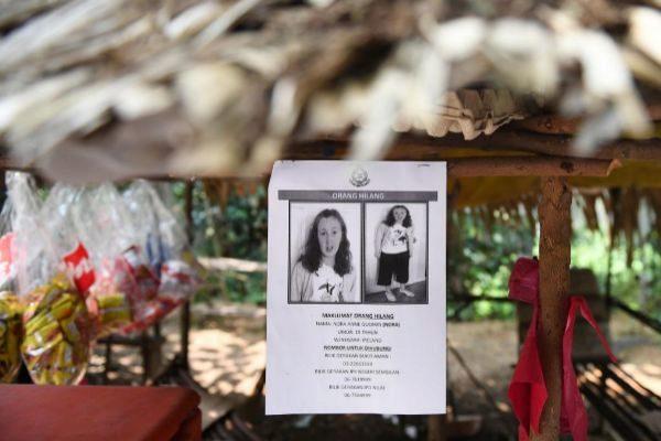 Hallan un cadáver en la zona donde desapareció una menor irlandesa con discapacidad en Malasia