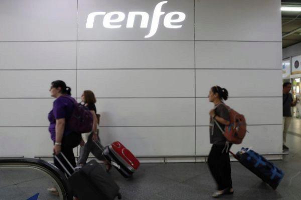 Renfe vive la primera de las cuatro jornadas de huelga convocadas por...