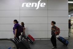 Renfe vive la primera de las cuatro jornadas de paro convocadas por CGT
