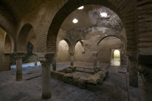 El Centro Cultural Baños Árabes de Jaén recibe hasta mitad de año a cerca de sesenta mil visitantes