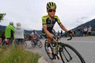 Esteban Chaves en el Giro de Italia 2019