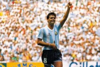 Tata Brown, en la final del Mundial.