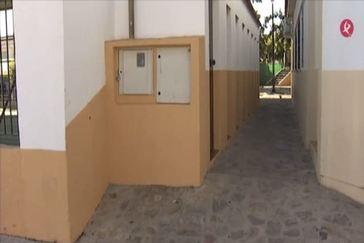 Imagen del callejón donde se produjo la presunta agresión.
