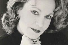 La cantante Patricia Wulf.