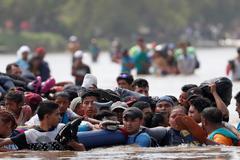 """Refugiados invisibles y """"migraciones traumáticas"""""""