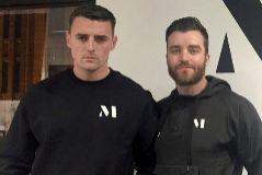 Luke y Paul O'Shaughnessy, dos de los héroes de Sidney.