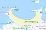 Investigan la muerte de un hombre rescatado en una playa en Gijón durante el concierto de Lola Índigo