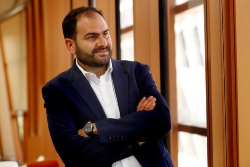 Fernando Sánchez Costa, presidente de Sociedad Civil Catalana