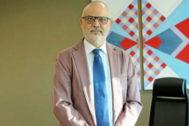 El gerente del Instituto de Investigación del Hospital La Fe, Javier Santos Burgos.