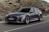 Audi RS6 Avant: berlina familiar vitaminada