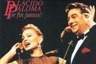Portada del disco que Paloma San Basilio y Plácido Domingo grabaron en 1991.