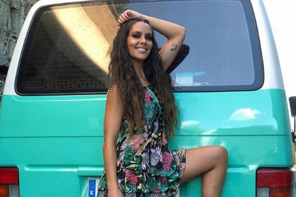 Cristina Pedroche, la brava 'reina de las uvas' que no tiene  un pelo de tonta