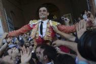 El mano a mano Perera-Ureña y el doblete de Emilio de Justo completan la Feria de Otoño