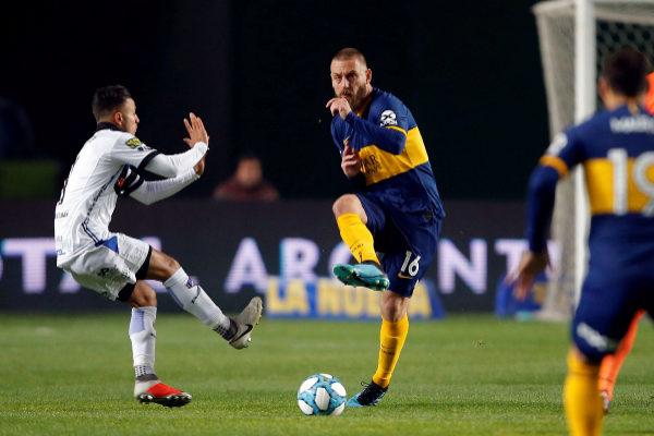 AME6885. BUENOS AIRES (ARGENTINA), 13/08/2019.- El jugador Daniele De...