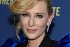 La actriz Cate Blanchett en el estreno de 'Where'd You Go, Bernadette'.