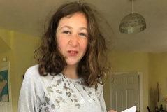 La adolescente francoirlandesa Nora Quoirin, de 15 años.
