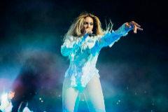 El día que Beyoncé cayó con estrépito ante Dinio, Lorna y Malena Gracia