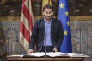 Vicent Marzà, conseller de Educación.