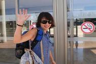 Juana Rivas, acusada por retener a sus hijos en contra de su padre