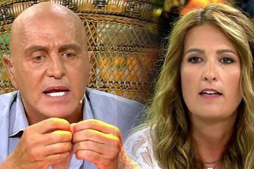 Kiko Matamoros y Laura Fa tienen un enfrentamiento por su enfermedad...