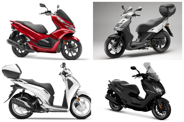 El mercado de motos sí crece: más del 12% en España