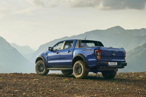 Ford Ranger Raptor: el coche que deja 'migas de pan' para no perderse