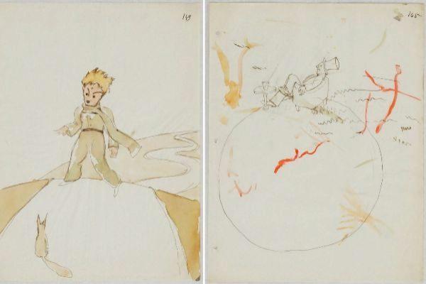 Resultado de imagen para el principito suiza boceto