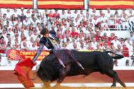 Castella sale a hombros y Urdiales deja su torería