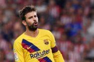 La Liga Santander - Athletic Bilbao v FC Barcelona