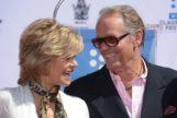 Peter y Jane Fonda, en una imagen de archivo.