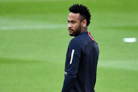 Incertidumbre con Neymar: acaba el entrenamiento en solitario y el PSG no le convoca