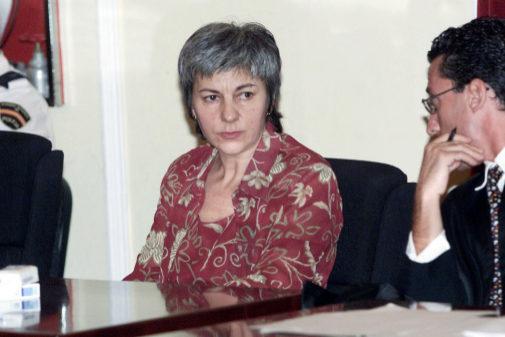 Dolores Vázquez fue juzgada por el asesinato de Rocío Wanninkhof y...