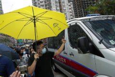 """La crisis divide a su población: """"Los manifestantes son unos bestias,  terroristas"""""""