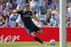 GRAF7382. VIGO.- El jugador del Real Madrid Gareth <HIT>Bale</HIT> durante el partido que disputó ante el Celta de Vigo, correspondiente a la primera jornada de LaLiga Santander, en el estadio de Balaídos, en Vigo.