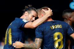 Bale lanza en Vigo a un Madrid bastante serio