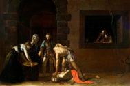 'La decapitación de San Juan Bautista', de Caravaggio.