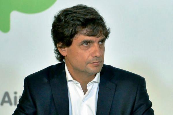 El nuevo ministro de Economía argentino, Hernán Lacunza.