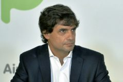 Hernán Lacunza, de jugar pachangas con Macri a intentar reflotar la economía