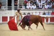 Juan Leal vence y convence