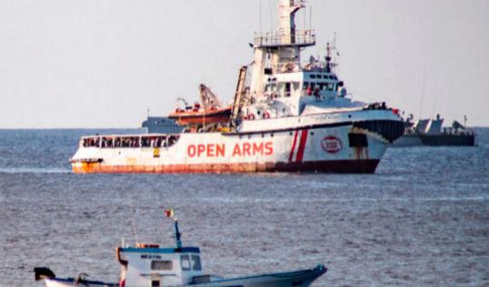 El Govern se prepara para la posible llegada del Open Arms a puertos baleares