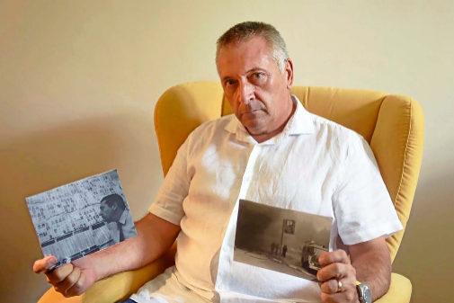 Roberto Manrique, superviviente del atentado de Hipercor en 1987