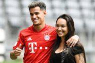 """Coutinho: """"Espero estar muchos años en el Bayern"""""""