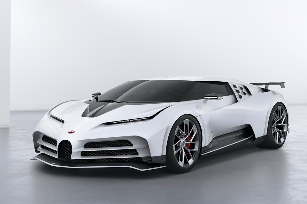 Bugatti Centodieci: 1.600 CV por 10 millones de euros