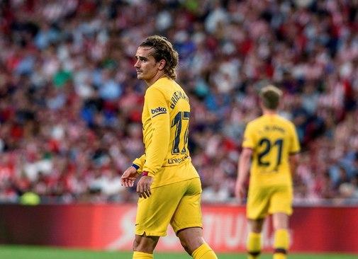 GRAF7105. BILBAO (BIZKAIA), 16/08/2019.- El delantero francés del FC...