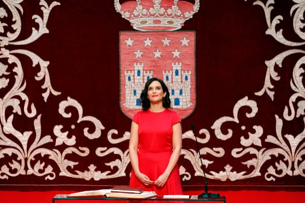 Javi Martinez. 19/8/2019. Madrid. Comunidad de Madrid. Toma de...