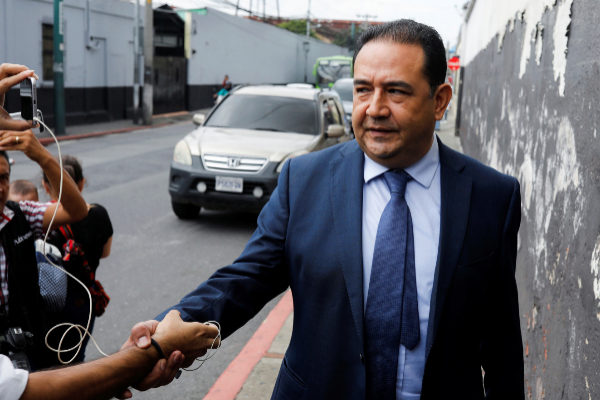 Son and brother of Guatemalan President <HIT>Morales</HIT> acquitted of corruption in Guatemala City