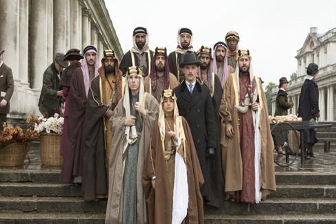 'Nacido rey': la millonaria aventura saudí de Agustí Villaronga