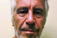 Jeffrey Epstein en una imagen de archivo.