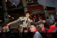 Roca Rey corta la temporada y no toreará más en España este año