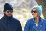 La actriz Katie Holmes y el Jamie Foxx paseando por Nueva York